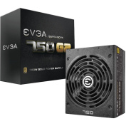 EVGA SuperNOVA 750 G2 750W 80+ Gold Full Modular Power supply , 10 year limited warranty One of the
