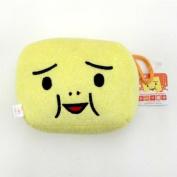 To-Fu Oyaku Yellow Bath Sponge Loofah