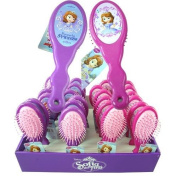 Disney Princess Sofia the First Kids Hair Brush - Assorted Styles