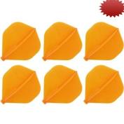Cosmo Darts 6 Pack Fit Flight - Standard Dart Flight
