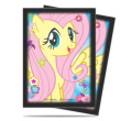 MY LITTLE PONY CCG FLUTTERSHY 65CT SLEEVES BY ULTRA PRO
