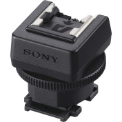 Sony ADPMAC Multi-Interface Shoe Adapter for Camcorder