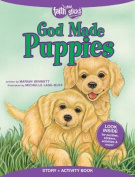 God Made Puppies Story + Activity Book