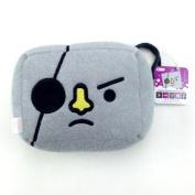 To-Fu Oyaku Grey Pirate Bath Sponge Loofah