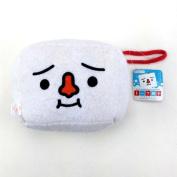 To-Fu Oyaku White Bath Sponge Loofah