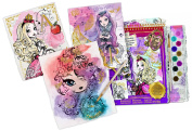 Ever After High Watercolour Portfolio