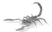 Fascinations Metal Earth 3D Laser Cut Model - Scorpion