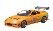 """1995 Toyota Supra MK 10cm The Fast and The Furious"""" Movie (2001) 1/43 by Greenlight 86202"""