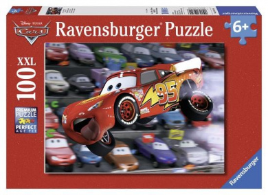 Ravensburger Disney Cars 2 Jigsaw Puzzle (3 x 49 Pieces)