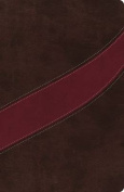 The Macarthur Study Bible, NASB [Cranberry/Earth Brown]