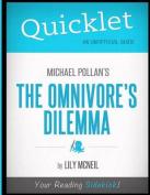 Quicklet - Michael Pollan's the Omnivore's Dilemma
