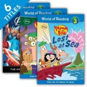 World of Reading Level 3