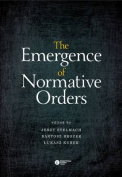 The Emergence of Normative Orders