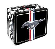 Aquarius Ford Mustang Embossed Tin Lunch Box