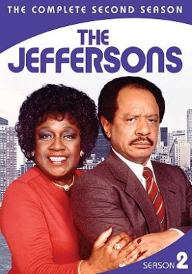 The Jeffersons - The Complete Second Season