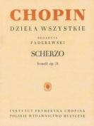 Scherzo in B Flat Minor for Piano