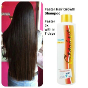 1 X Genive Long Hair Fast Growth Shampoo Helps Your Hair to Lengthen Grow Longer