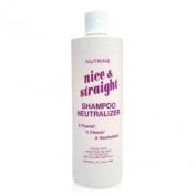 Nutrine Nice & Straight Neutralising Shampoo 470ml