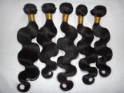 Star Favourite 3 Pcs/ Lot Mixed Length Virgin 100g/pc Natural Body Wave Peruvian Hair Extension Bundles