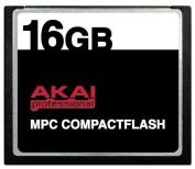 16GB Akai MPC CompactFlash CF Memory Card for MPC500, MPC1000, MPC2500 and MPC5000