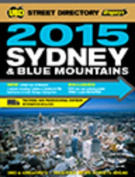 Sydney & Blue Mountains Street Directory 2015 51st ed