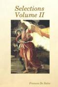 Selections Volume II