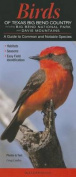Birds of Texas Big Bend Country Incl. Big Bend National Park & Davis Mtns.  : A Guide to Common & Notable Species
