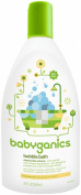 BabyGanics Bubble Bath - Chamomile Verbena - 590ml
