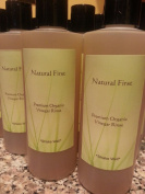 Natural First Organic Apple Cider Vinegar Finishing Rinse w/ Chamomile & Eucalyptus 240ml