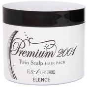 Elence 2001 Ex-1 Hair Pack for Thick Coarse Hair Only Fast Hair Growth