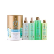 Therapy-G 4 Step System Starter Kit (90 day) for chemically treated hair