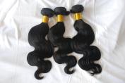 Wholesale 6A top grade 100% natural virgin weaving black factory sale European body wave hair