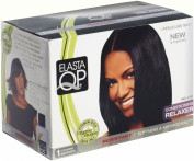 Elasta QP No-Lye Relaxer Kit - Resist New Kit