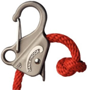 Slide Anchor Danik-Hook Stainless Steel, Easy to Use, Knotless Anchor System with Quick Release (Rope Not Included), Holds 3630kg.