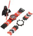LEGO Kids' 9002953 Star Wars Darth Maul Watch With Minifigure