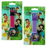 Disney Fairies Tinkerbell Digital Watch on Blister Card