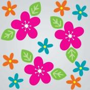 GelGems Pink Blossoms Small Bag Gel Clings