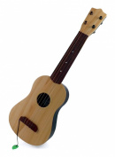 Classical Acoustic Guitar Toy for Kids with Vibrant Sounds and Tunable Strings
