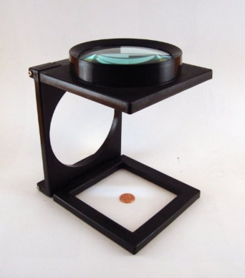 Giant Folding Magnifier