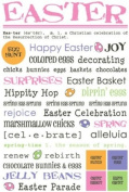 Express Yourself Easter