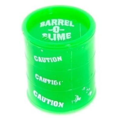Barrel-o-slime - Green