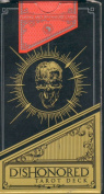 dishonoured Tarot Deck