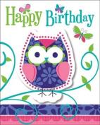 Owl Pal Birthday Invitation by Creative Converting - 895624