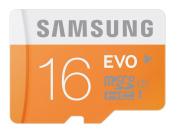 for for for for for for for for for for Samsung 16GB EVO MicroSDXC Memory Card with Adapter MB-MP16DA/AM