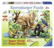 Puzzle-Jungle Juniors