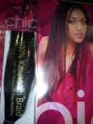 AFRO BEAUTY CHIC 100% KANEKALON BRAIDING colour 1