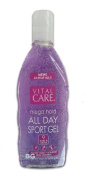 Vital Care MEGA HOLD Spiking Hair Gel Super Hold All Day Non Sticky 310ml (4 Pack)... iwgl