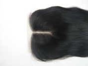 Wholesale Mid- Part Lace Front Top Closure Mongolian Virgin Remy Hair natural straight 5*5 natural colour Can Be Dyed