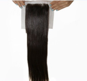 Wholesale Lace Front Top Closure Mongolian Virgin Remy Hair natural straight 5*5 natural colour