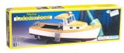 Maine Lobster Boat Wooden Model Kit